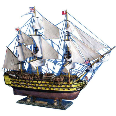 Model Ships - HMS Victory Limited Tall Model Ship 38 Inch