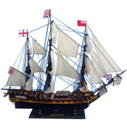 Model Ships - Master And Commander HMS Surprise Tall Model Ship 38 Inch Limited