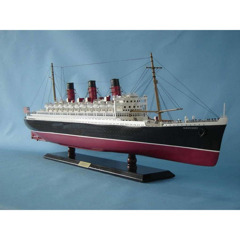 Model Ships - Queen Mary Limited Model Cruise Ship 40 Inch