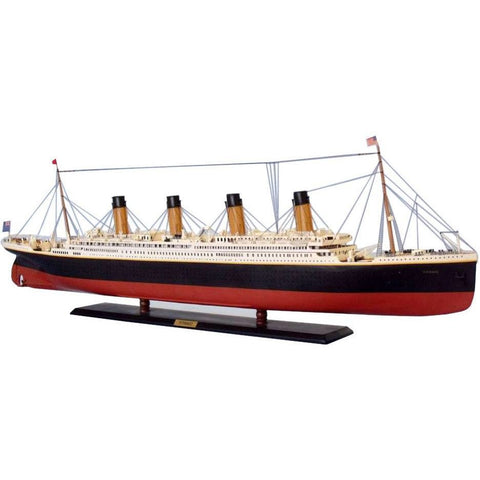 Model Ships - Ready To Run Remote Control RMS Titanic 50 Inch Limited