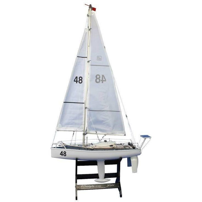 Model Ships - Ready To Run Remote Control Sailboat 47 Inch