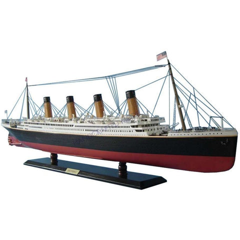 Model Ships - RMS Britannic Limited Model Cruise Ship 40 Inch