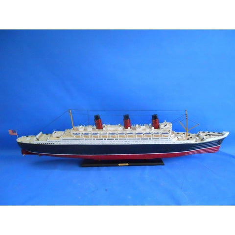 Model Ships - RMS Queen Mary Limited Model Cruise Ship 50 Inch