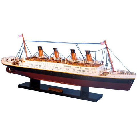 Model Ships - RMS Titanic Limited 20 Inch