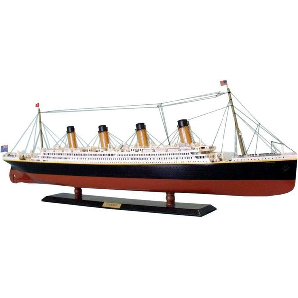 My Parlor Room - RMS Titanic Limited Model Cruise Ship 40 inch - My Parlor Room