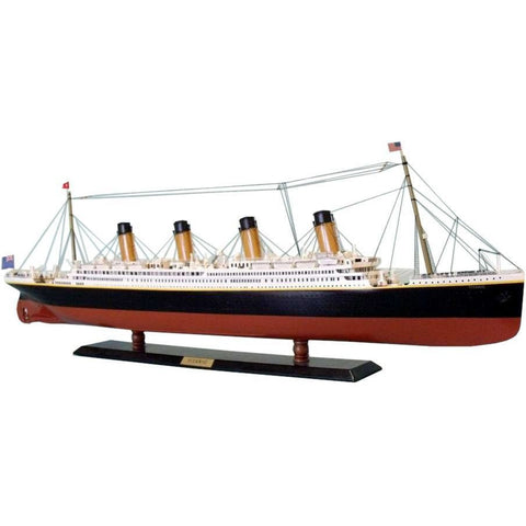 Model Ships - RMS Titanic Limited Model Cruise Ship 40 Inch