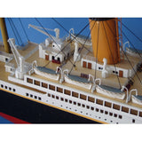 My Parlor Room - RMS Titanic Limited Model Cruise Ship 40 inch w/ LED Lights - My Parlor Room