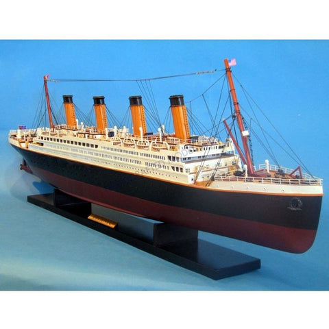 Model Ships - RMS Titanic Model Cruise Ship 40 Inch