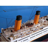 My Parlor Room - RMS Titanic Model Cruise Ship 40 inch - My Parlor Room