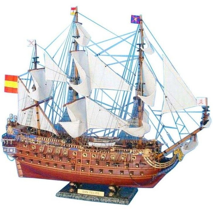 Model Ships - San Felipe Limited Tall Model Ship 30 Inch