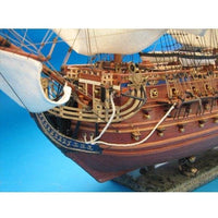 My Parlor Room - San Felipe Limited Tall Model Ship 38 inch - My Parlor Room