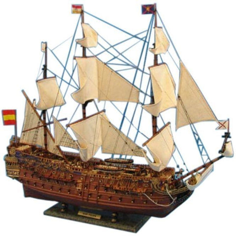Model Ships - San Felipe Limited Tall Model Ship 38 Inch