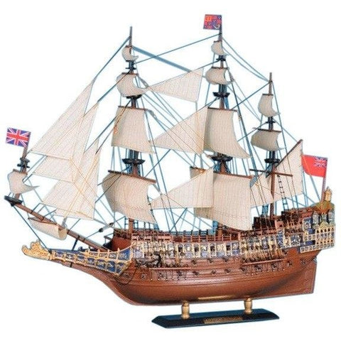 Model Ships - Sovereign Of The Seas Limited Tall Model Ship 21 Inch