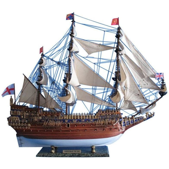 Model Ships - Sovereign Of The Seas Limited Tall Model Ship 39 Inch