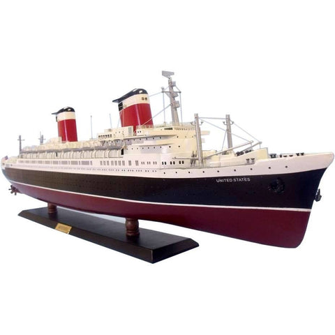 Model Ships - SS United States Limited Model Cruise Ship 40 Inch