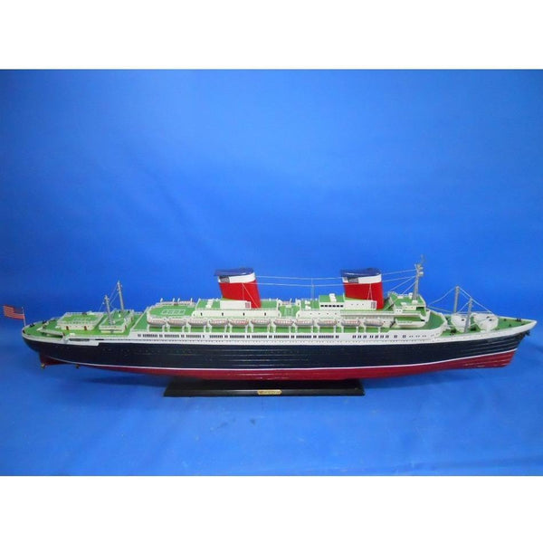 My Parlor Room - SS United States Limited Model Cruise Ship 50 inch - My Parlor Room