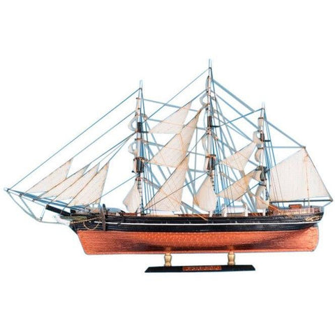 Model Ships - Star Of India Limited Tall Model Clipper Ship 21 Inch