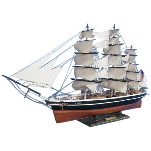 Model Ships - Star Of India Limited Tall Model Ship 50 Inch