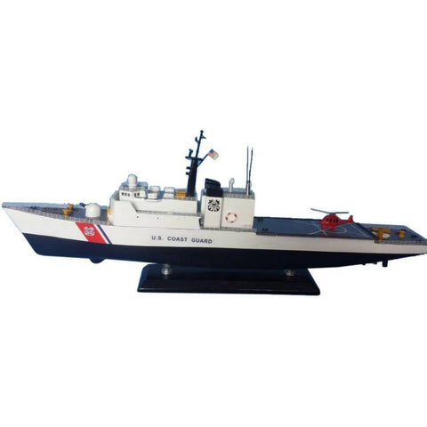 Model Ships - United States Coast Guard USCG Medium Endurance Cutter Model Ship Limited 18 Inch
