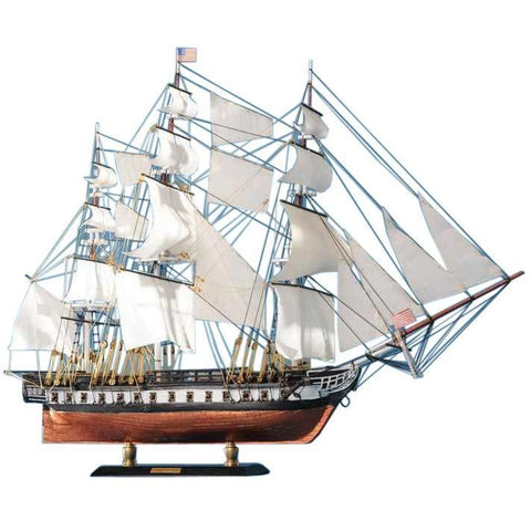 Model Ships - USS Constitution Limited Tall Model Ship 20 Inch