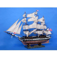 My Parlor Room - USS Constitution Limited Tall Model Ship 30 inch - My Parlor Room