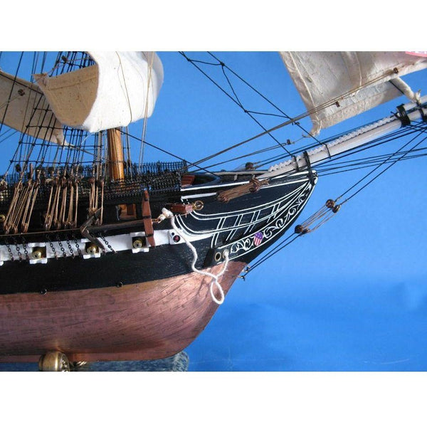 Handcrafted Nautical Decor Uss Constitution Limited Tall