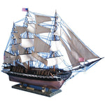 My Parlor Room - USS Constitution Limited Tall Model Ship 50 inch - My Parlor Room