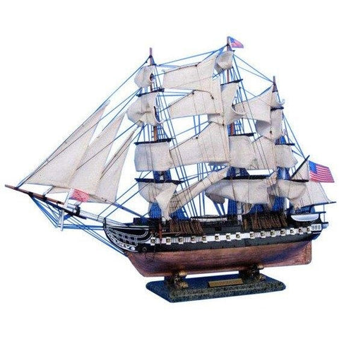 Model Ships - USS Constitution Tall Model Ship 30 Inch
