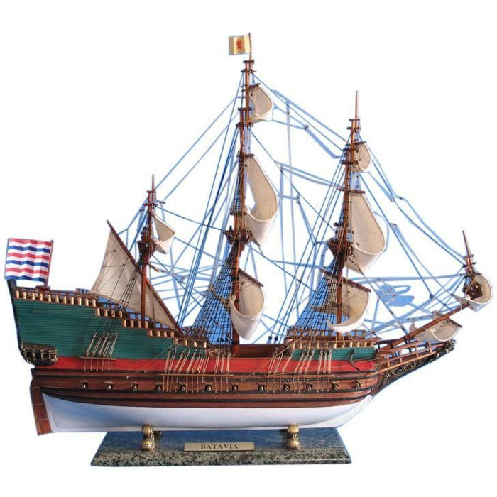 Model Ships - Wooden Batavia Tall Model Ship 31 Inch