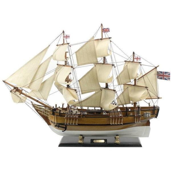 My Parlor Room - Wooden Charles Darwins HMS Beagle Limited Model Ship 34 inch - My Parlor Room