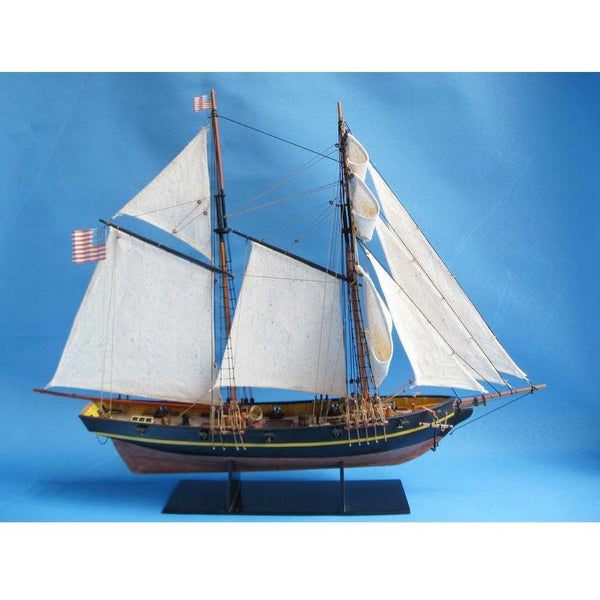 My Parlor Room - Wooden Dapper Tom Model Ship 24 inch - My Parlor Room