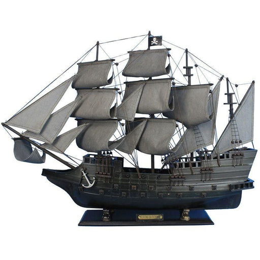 Model Ships - Wooden Flying Dutchman Model Pirate Ship Limited 32 Inch