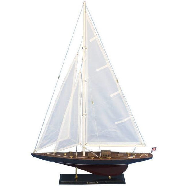 My Parlor Room - WoodenEndeavour Model Sailboat Decoration 35 inch - My Parlor Room