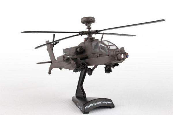 DW - POSTAGE STAMP AH-64D APACHE LONGBOW 1/100 - My Parlor Room