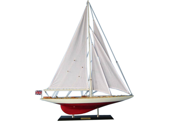 My Parlor Room - Wooden Sceptre Limited Model Sailboat Decoaration 35 inch - My Parlor Room