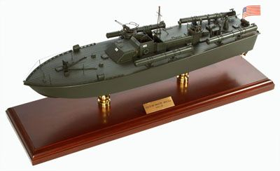 Executive Series - PT-109 WWII JFK TORPEDO 1/40 - My Parlor Room