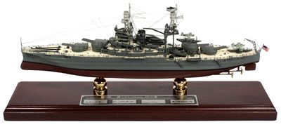 Executive Series - USS ARIZONA W/SIGNATURE PLAQUE 1/350 - My Parlor Room