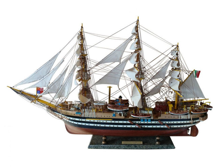 Amerigo Vespucci Limited Tall Ship Model 38""