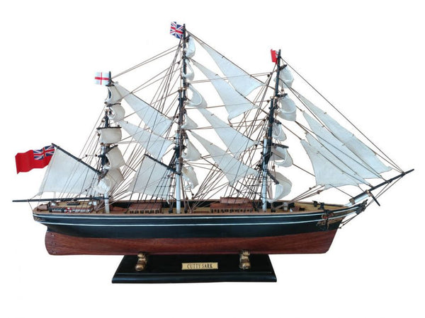"My Parlor Room - Cutty Sark Limited Model Ship 27"" - My Parlor Room"