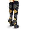 Argyle Graduated Compression Socks (20 - 30 mmhg)