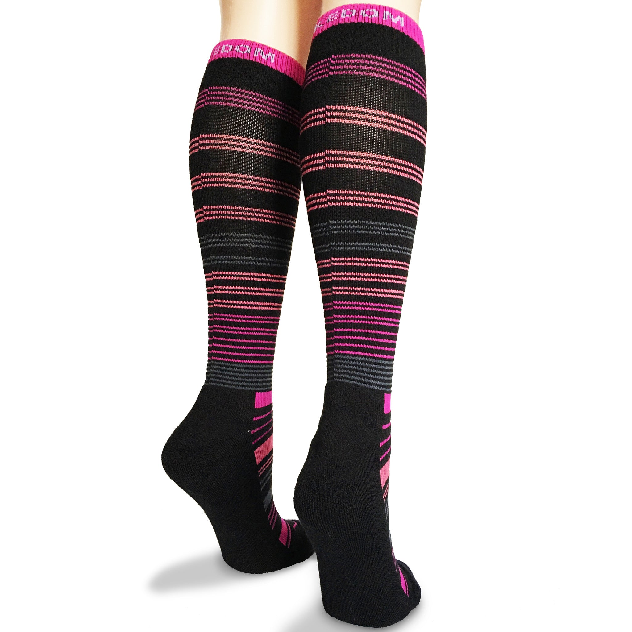 Circular 20 - 30 mmhg Merino Wool Graduated Compression Socks