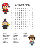 20 Word Searches for Kids, Sample Page 3