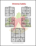 Christmas Puzzle Bundle, Puzzle 10