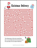 Christmas Puzzle Bundle, Puzzle 11