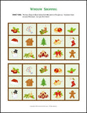 Christmas Puzzle Bundle, Puzzle 12