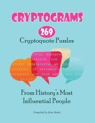 Cryptograms, Volume 1, Cover