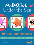 Sudoku Under the Sea, Cover