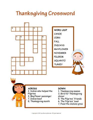 photograph relating to Thanksgiving Puzzles Printable referred to as Thanksgiving 12 Puzzle Package - PRINTABLE PDF