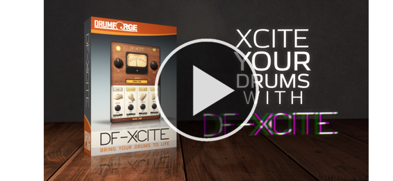 XCITE your drums with DF-XCITE Video