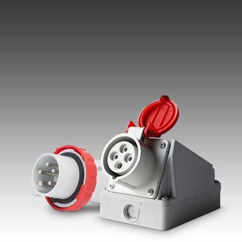 CEE Industrial Plugs & Sockets